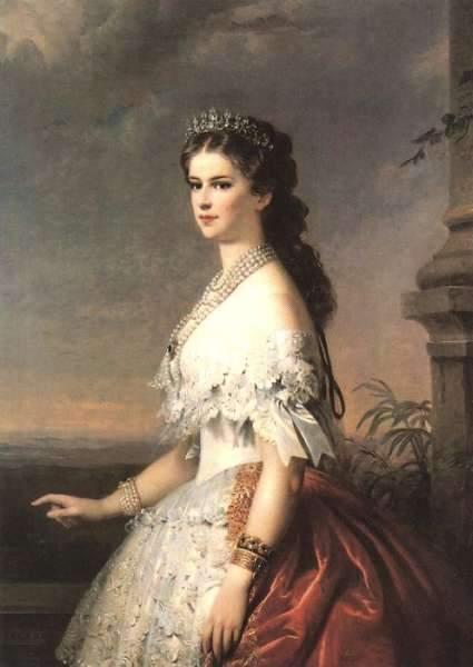 La Jeune Impératrice | ELISABETH D'AUTRICHE – HONGRIE