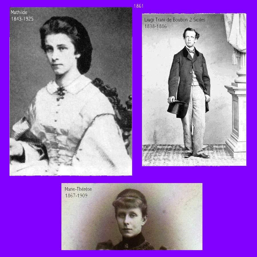 5. Famille de Mathilde