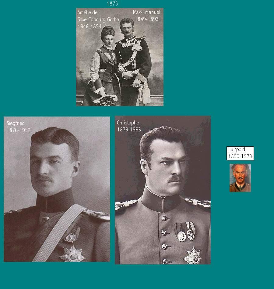 7. Famille de Max Emmanuel