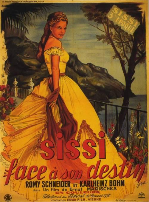Affiche Sissi 3