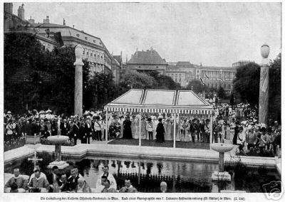 Inauguration VolskGarten 1907 3