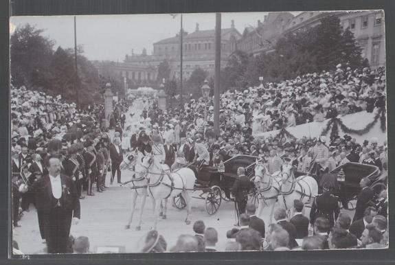 Inauguration VolskGarten 1907 5