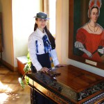 Swiss Blouse Dress - Vaja Castle Vaja city - Easter (1)