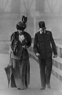 Franz Joseph and Katharina Schratt_