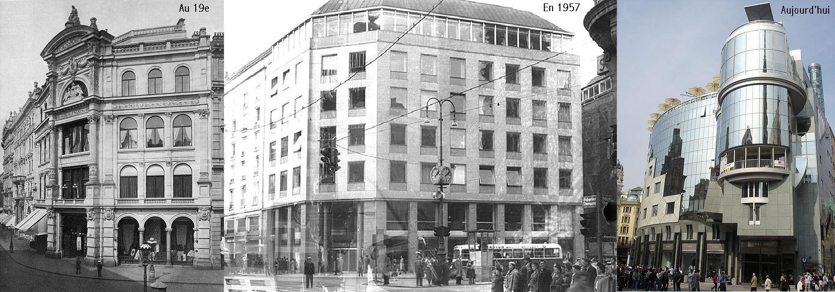 Le Café Haas Haus