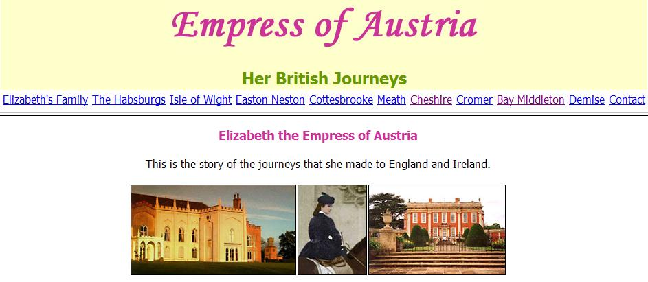 British journeys