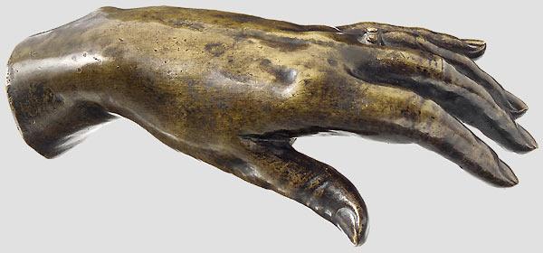 Main Sculptée 01