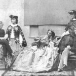 Max, Sophie, Nene, Mathilde, Ludwig Victor