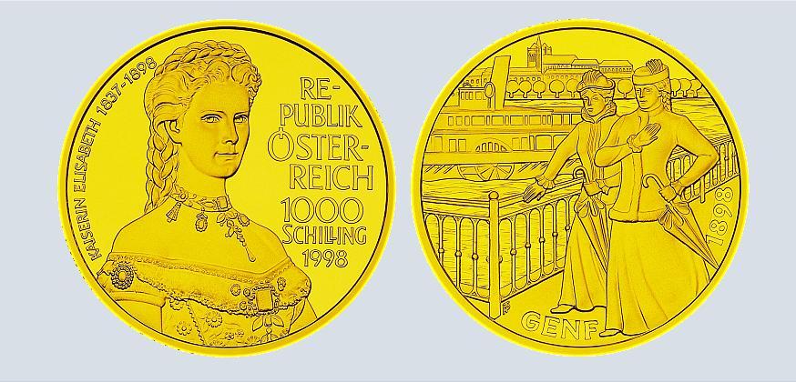 Piece de Monnaie 1998