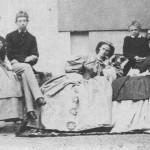 Sophie, Ludwig Victor, Nene, Max, Mathilde 1