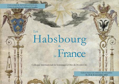 Les Habsbourg et la France Versailles