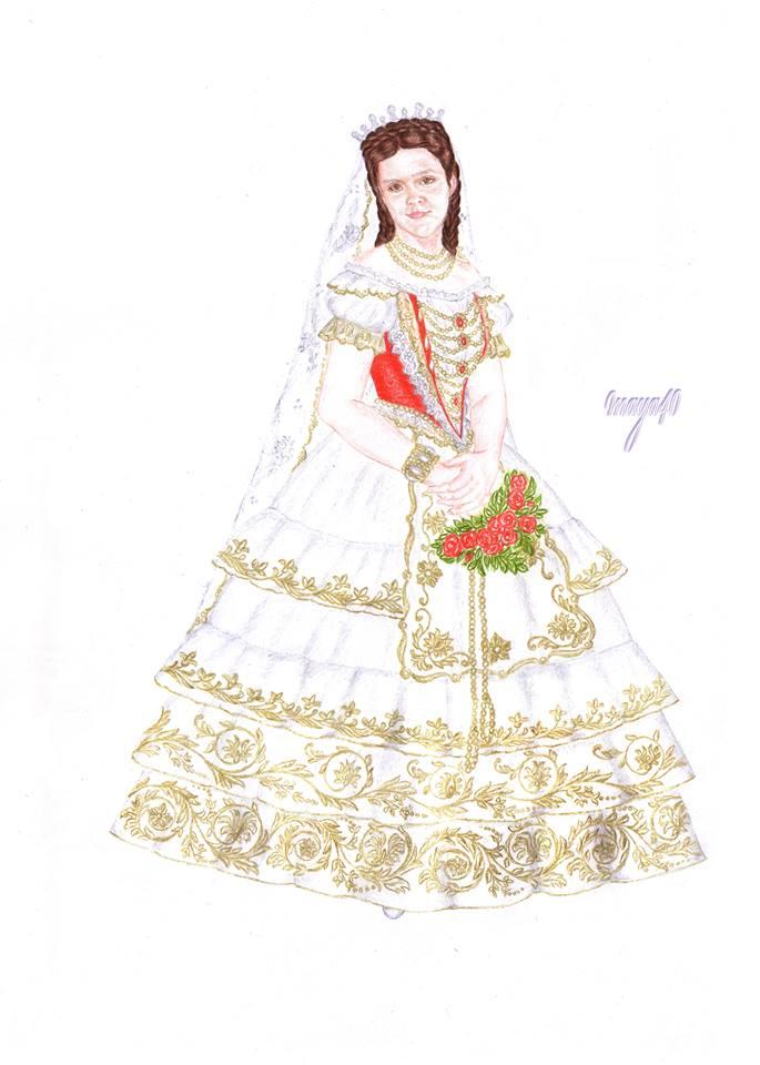 Reine de Hongrie - Anna 01