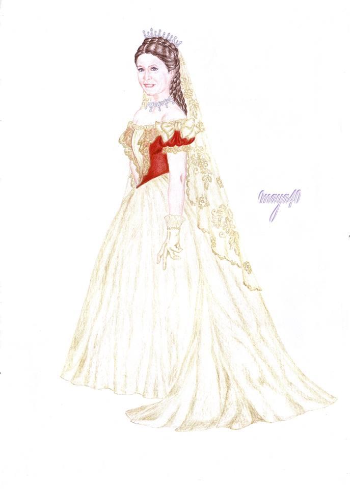 Reine de Hongrie - Melinda 02
