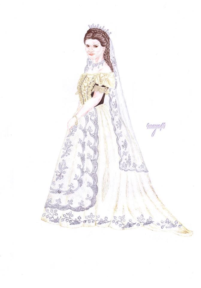 Reine de Hongrie - Vanda 02
