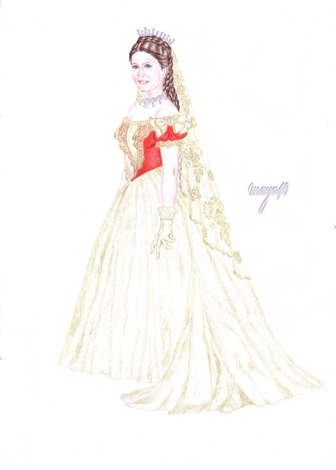 Reine de Hongrie - Melinda 01