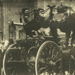 Funeral Cortege Of Emperor Franz Joseph