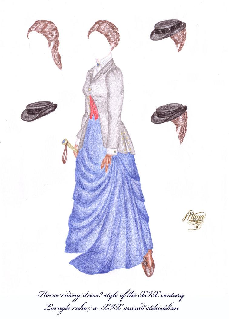 tenue d'amazone 01