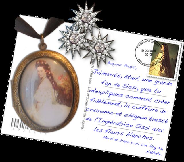 carte postale Sissi