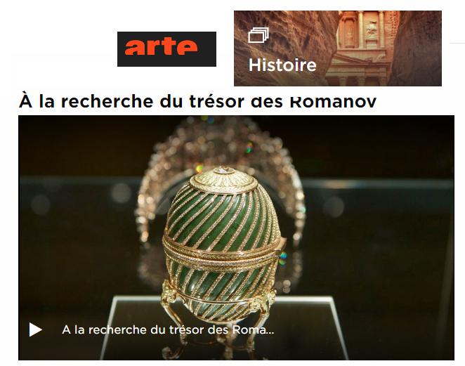 trésor romanov