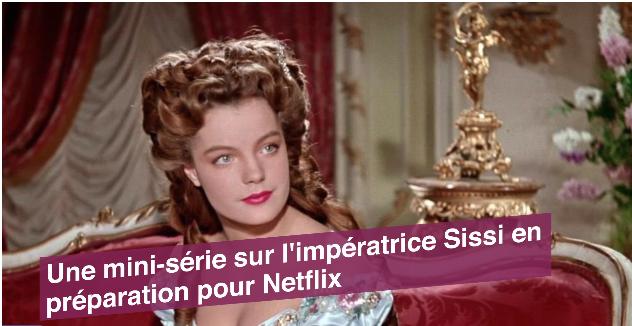 Sissi sur Netflix